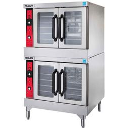 Vulcan Hart Double Deck Gas Convection Oven
