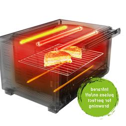 high speed toaster oven with convection