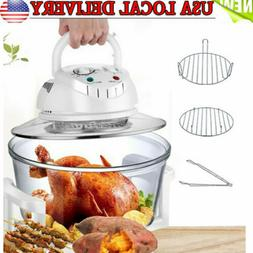 Hot Electric Air Fryers Cooker Countertop Turbo Convection O