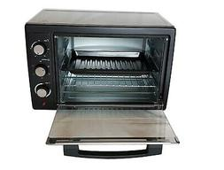 Huge Convection Rotisserie BBQ Grill Roaster Toaster Portabl