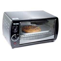 Better Chef IM-269SB Toaster Oven Silver 300W 9 Liter W/Bake