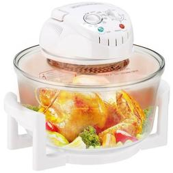 infrared halogen convection oven with stainless steel