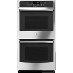 "GE JK5500SFSS 27"" Built-In Double Convection Wall Oven In St"