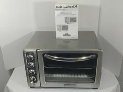 KITCHEN AID KCO223CU COUNTERTOP CONVECTION OVEN STAINLESS ST