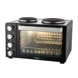 Nutrichef Kitchen Convection Oven - Electric Countertop Roti