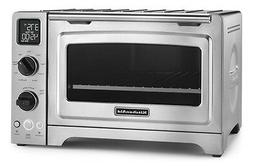 KitchenAid Unisex KCO273SS 12-Inch Convection Countertop Ove