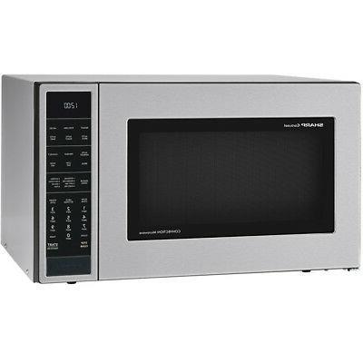 Sharp 1.5 Carousel Countertop Microwave -