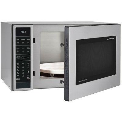 Sharp 1.5 900W Carousel Microwave -