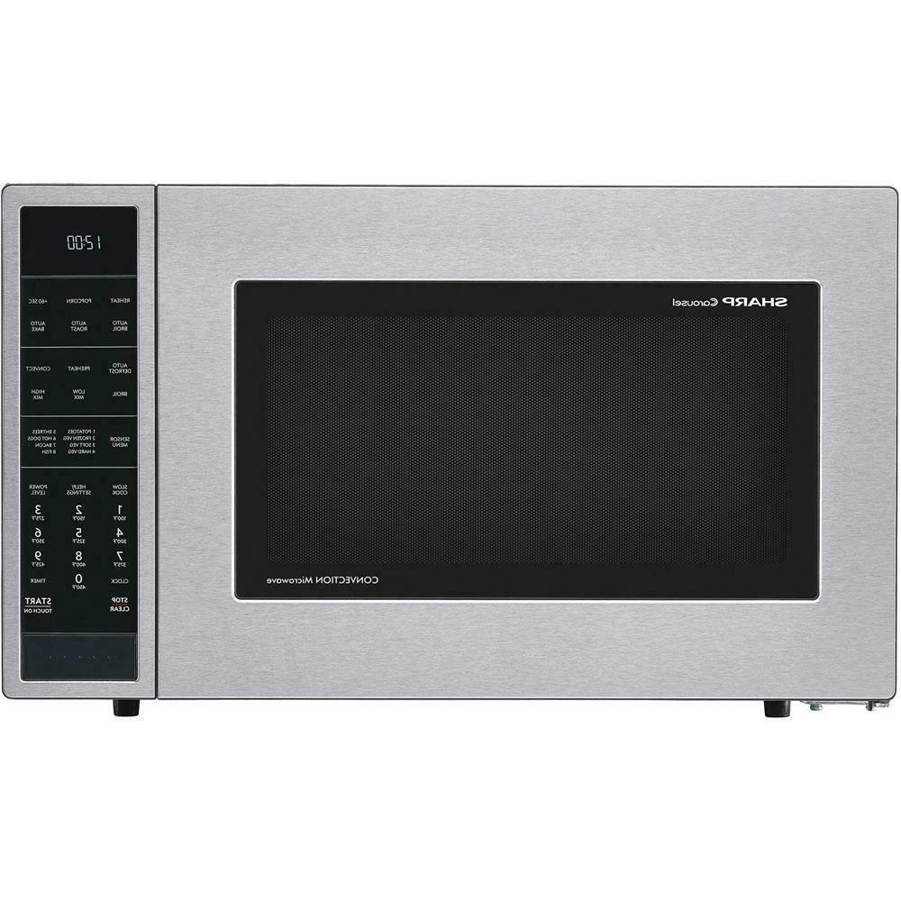 Sharp Ft. Convection Countertop Oven in
