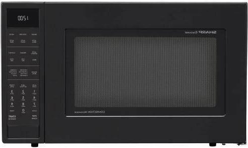 1 5 cu ft convection countertop microwave