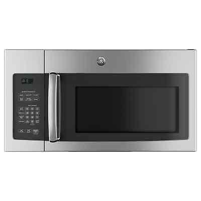 GE 1.6-cubic Feet Over-the-range Microwave Oven - Stainless