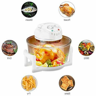 12.68-18 Halogen Cooker Glass Bowl