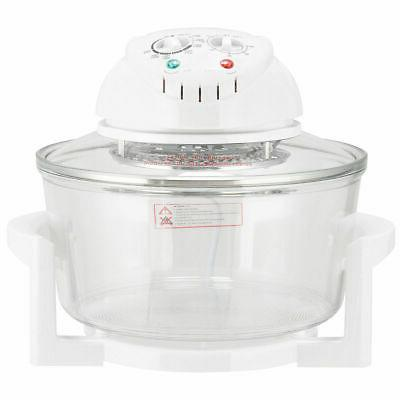 12.68-18 Infrared Halogen Oven Cooker