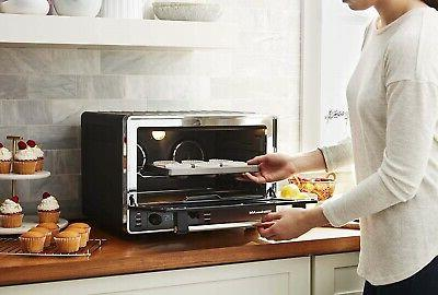 Kitchenaid 12 Quot Dual Convection Digital Countertop Oven