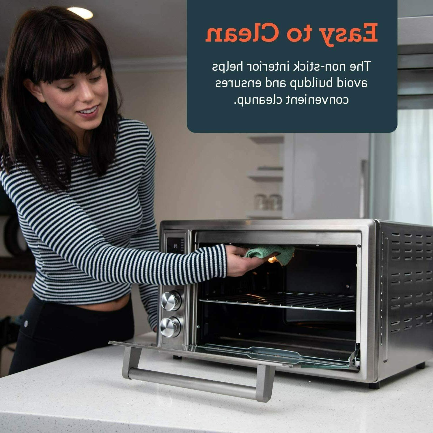 COSORI 12-in-1 Fryer Toaster Convection Rotisserie