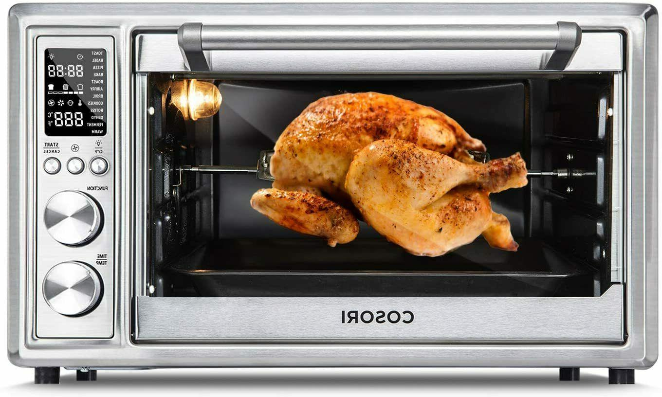 12 in 1 air fryer toaster oven