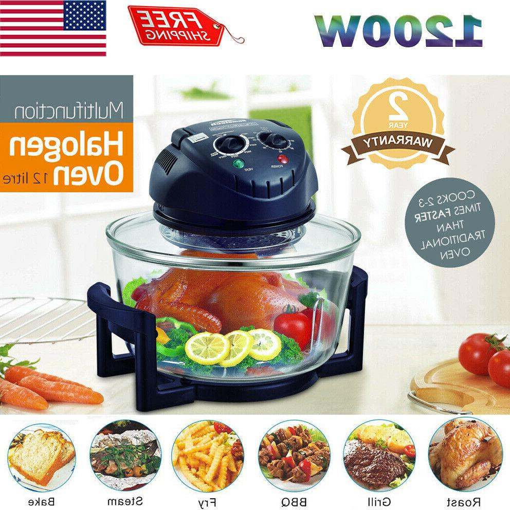 1200W Quart Wave Air Toaster US