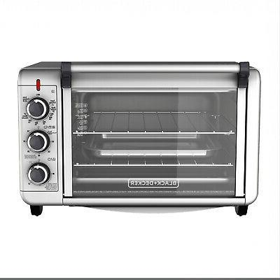 Convection Steel Pizza Toaster Cooking Kitchen