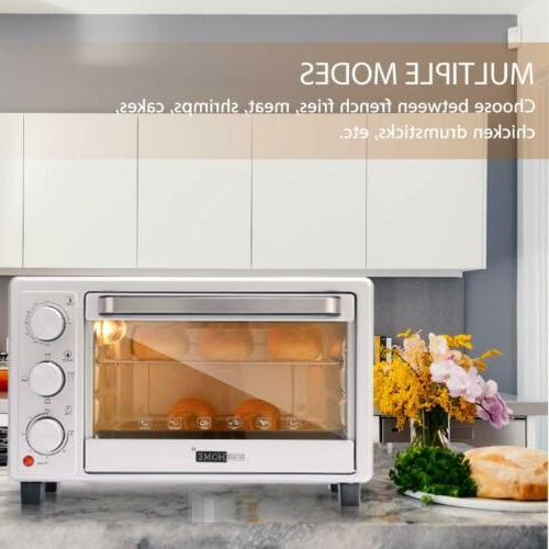Oven Broiler Pizza Cook Size