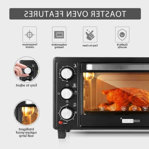 VIVOHOME Oven Pizza Cook