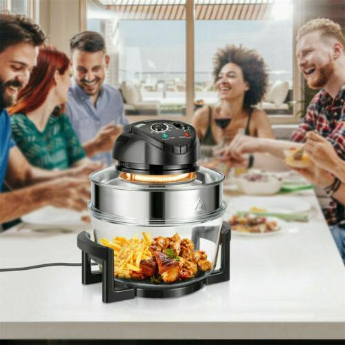 17Qt Air Fry Oven 11 Temp