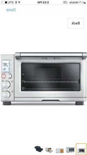 1800 watt smart convection toaster oven