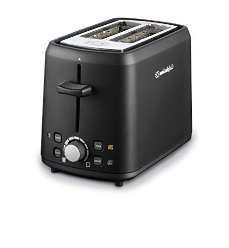 Calphalon 2-Slice Toaster, Black