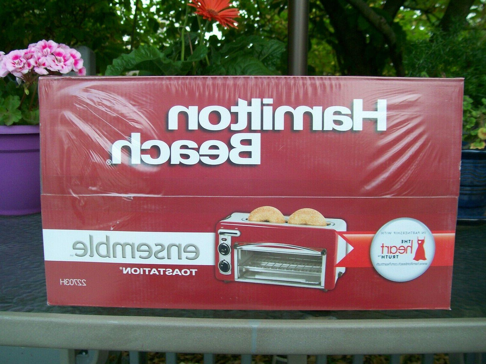~HAMILTON in APPLIANCE!~RED~NEW!~