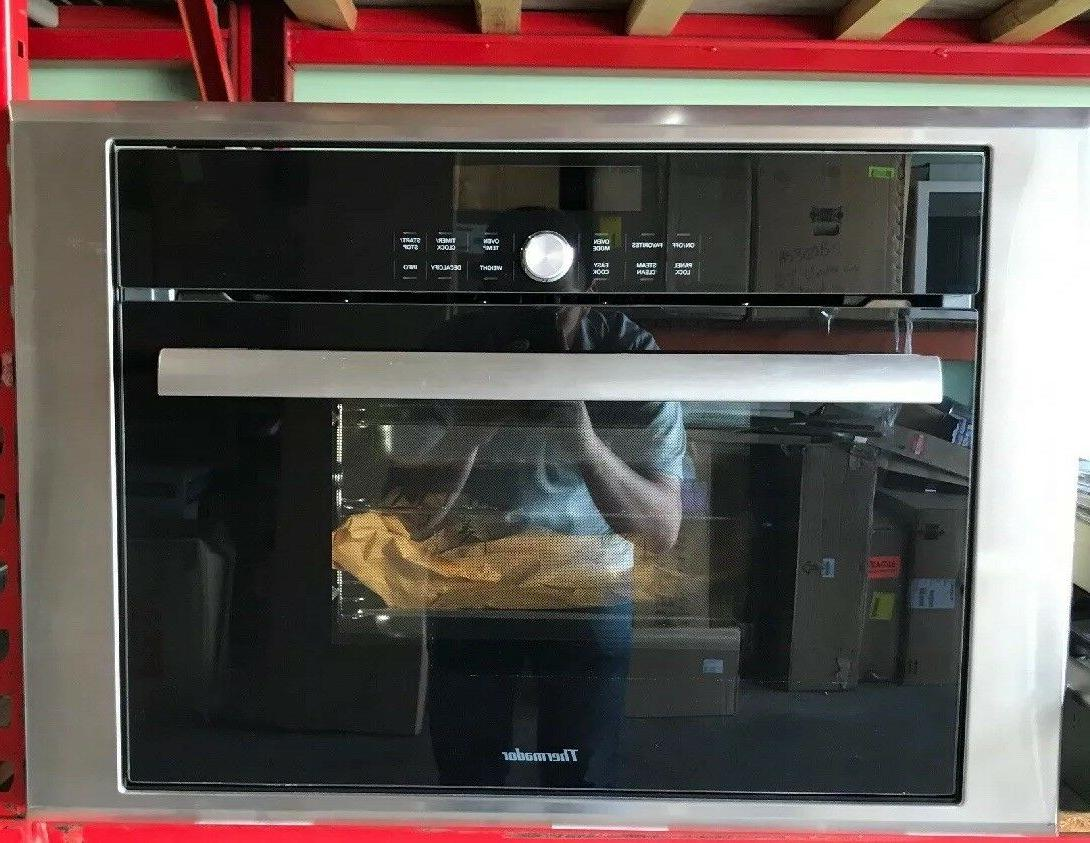 """Thermador 24"""" Steam Convection Oven"""