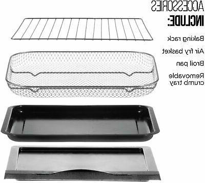 Chefman Oven, QT w/ Auto