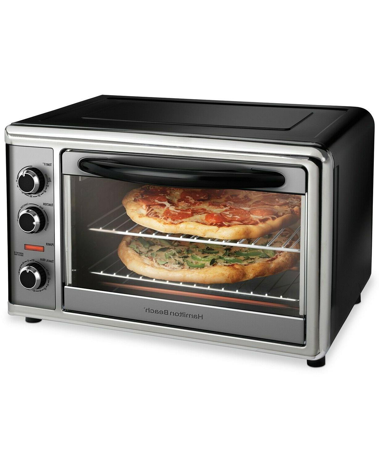 31100 countertop oven with convection and rotisserie