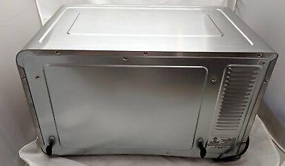 Hamilton Beach Convection Rotisserie Oven, Rear Dented,