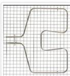 367649 Thermador Wall Oven Element, Bake 27