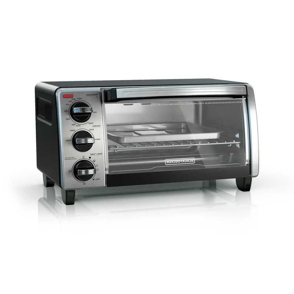 convection toaster oven 4 slice 1150 w