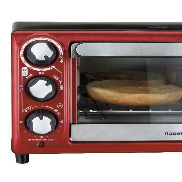Hamilton Beach Toaster Oven Shutoff