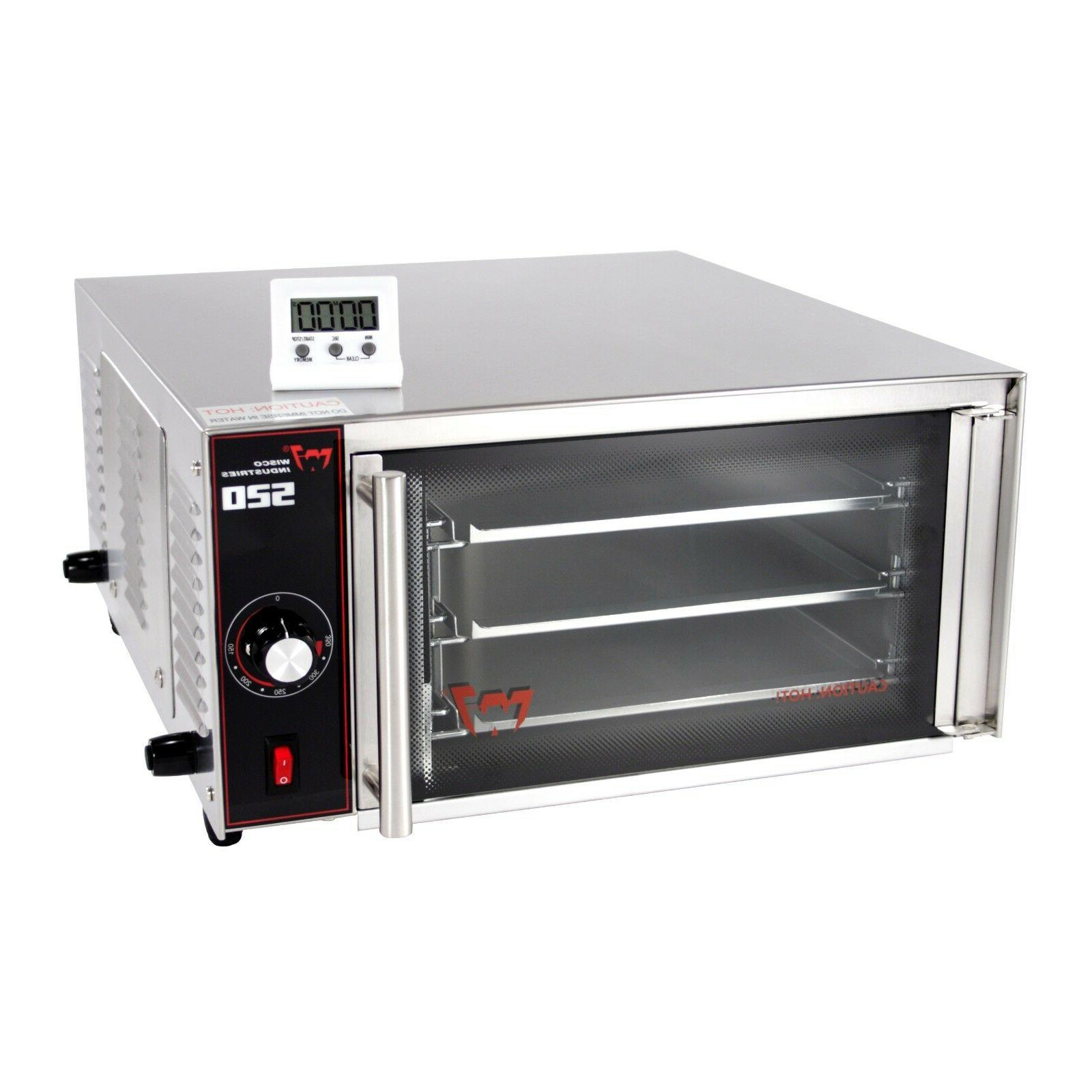 Wisco 520 Commercial Top Convection