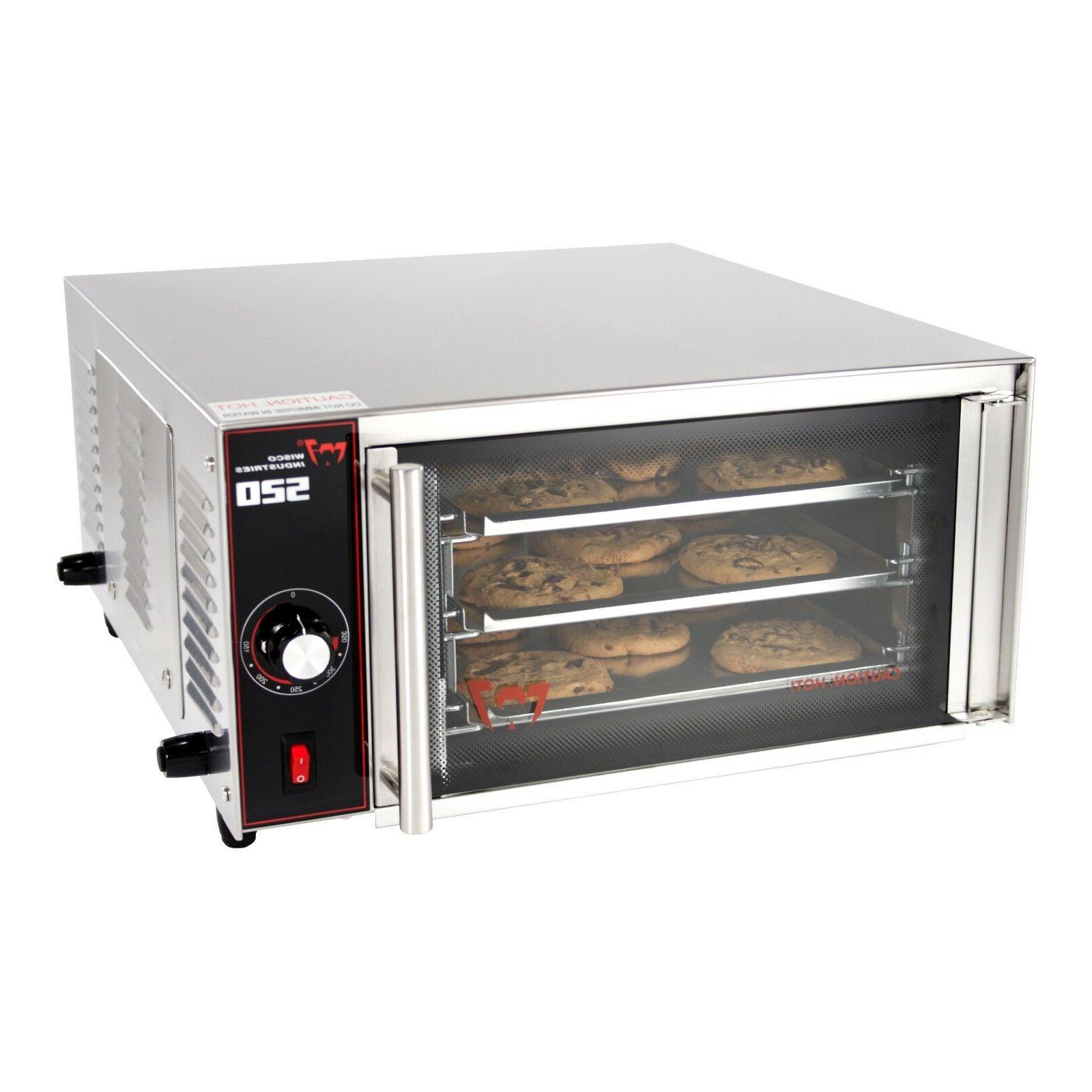 520 stainless steel commercial counter top cookie