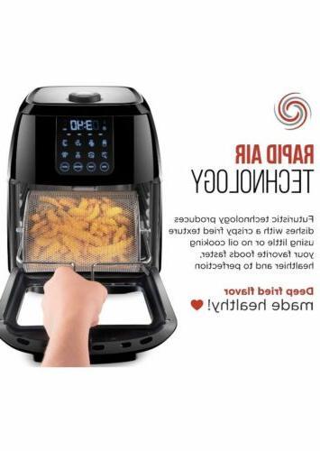 Chefman 6.3 Quart Digital Air Dehydrator Christmas X-mas