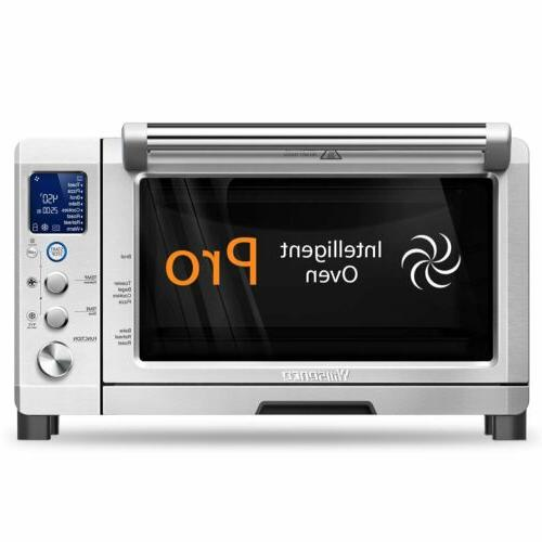 6 Toaster Convection Toaster Oven LCD display Element IQ