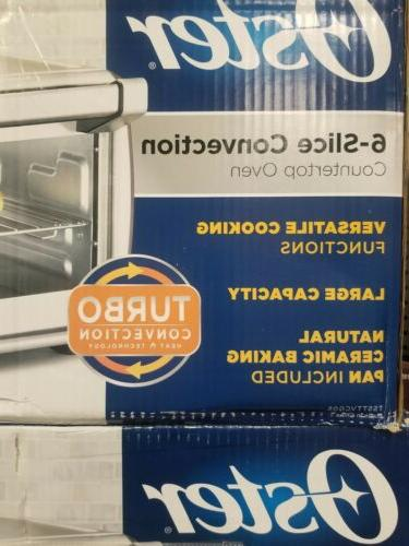Oster Countertop Oven - NEW