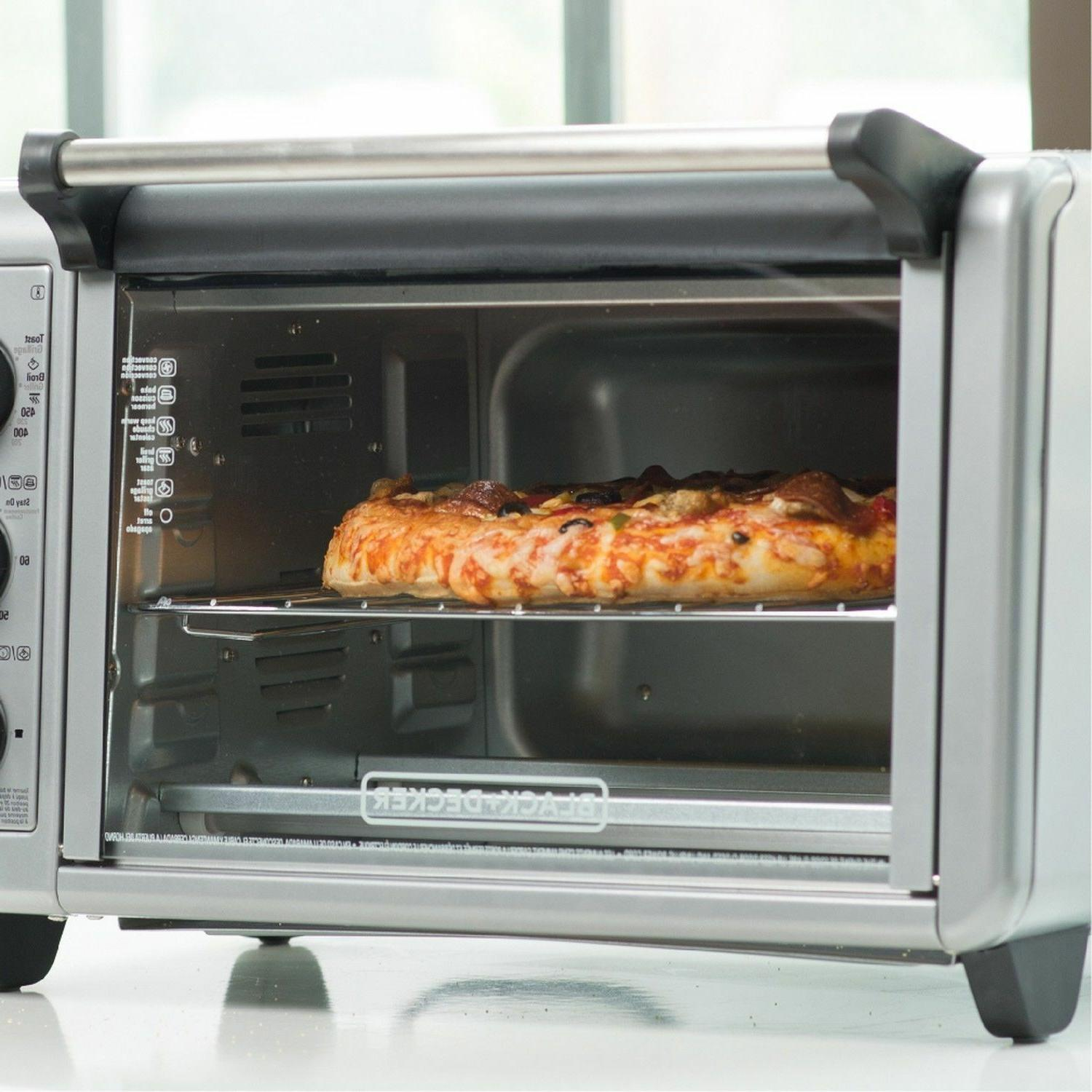 6-Slice Convection Oven BRAND NEW