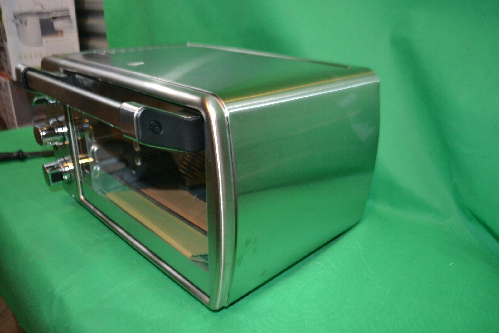 Oster Toaster Oven Stainless