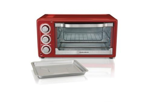 6 slice toaster convection broiler