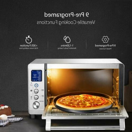 6 Slice Cooking Oven with USA