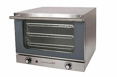 620 commercial convection counter top oven