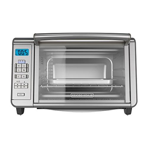 BLACK+DECKER Convection Countertop Steel, TO3280SSD