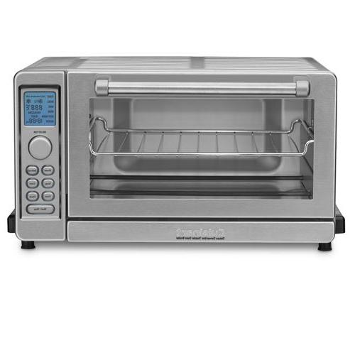 Cuisinart Convection Toaster Oven 8-inch Flipper French Cookbook