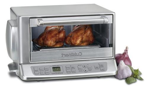Cuisinart Exact Toaster Oven Broiler,