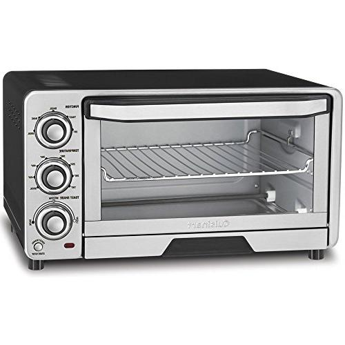 Cuisinart TOB-40FR Custom Toaster Broiler,