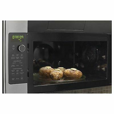 Ge - Profile Series 1.7 Over-the-range With Sensor Cooking Steel